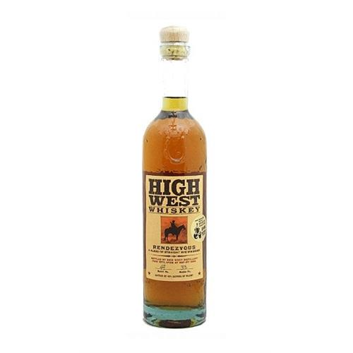 High West Whiskey Rendevous Rye 46% 75cl Image 1