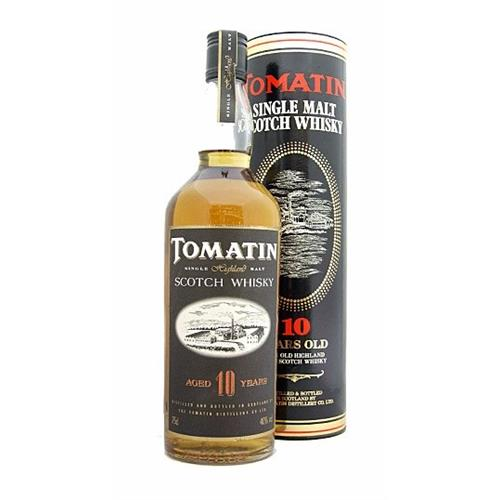 Tomatin 10 years old 40% 75cl Image 1