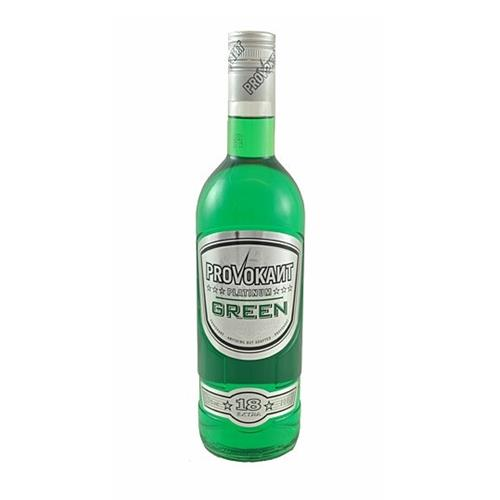 Provokant Platinum Green Vodka 18% 70cl Image 1