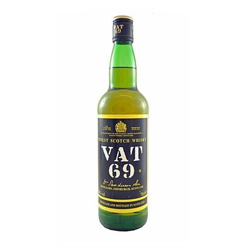 Vat 69 Finest Scotch Whisky 40% 70cl Image 1