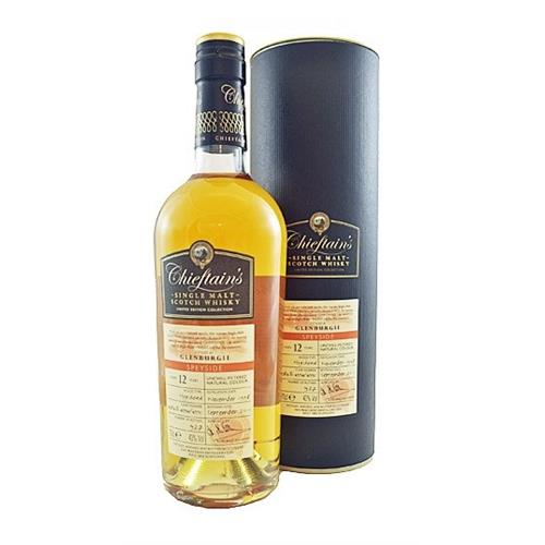 Glenburgie 12 years old 1998 Chieftans Bottling 43% 70cl Image 1