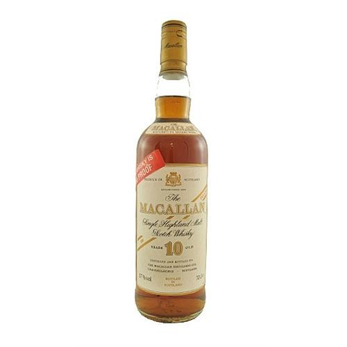 Macallan 10 years old 100 proof 57% 70cl Image 1