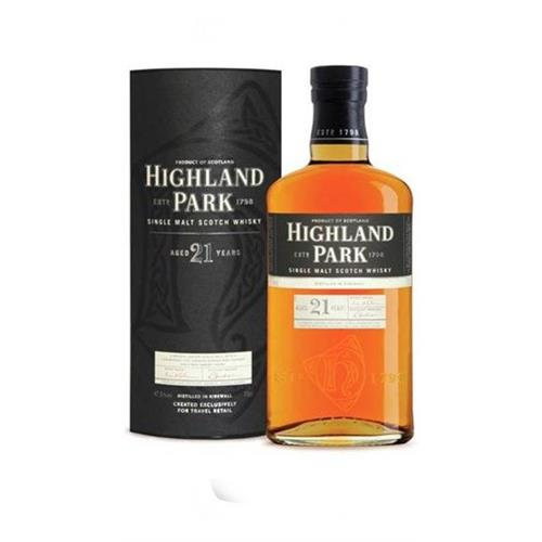 Highland Park 21 years old 47.5% 70cl Image 1