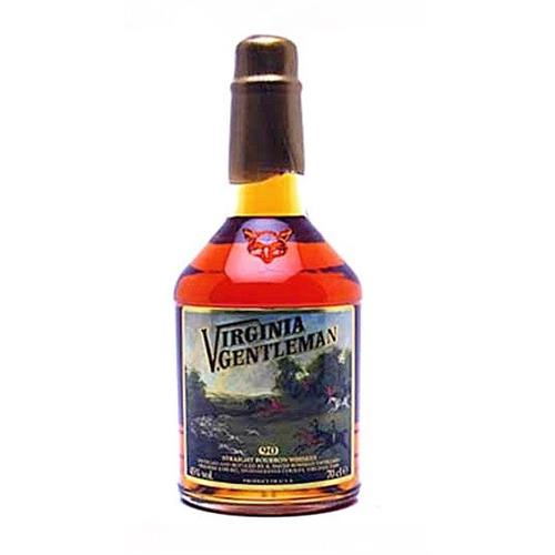 Virginia Gentleman Bourbon 75cl Image 1