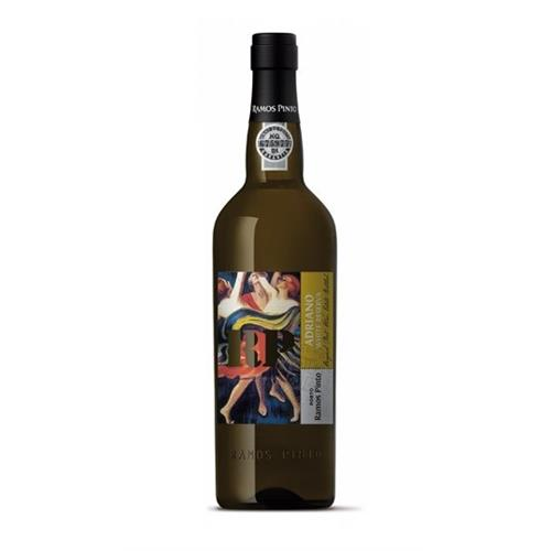 Ramos Pinto White Reserva Port 19.5% 75cl Image 1