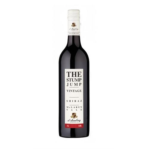 The Stump Jump Shiraz 2017 d'Arenberg 75cl Image 1
