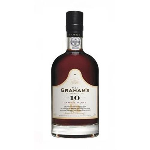 Grahams 10 years old Tawny Port 20% 75cl Image 1