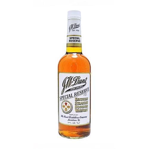 JW Dant Bourbon Whisky 40% 70cl Image 1
