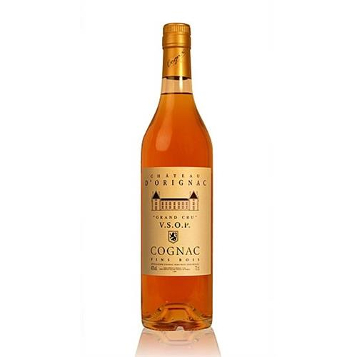 Chateau D'Orignac Cognac VSOP Grand Cru Single Estate 40% 70cl Image 1