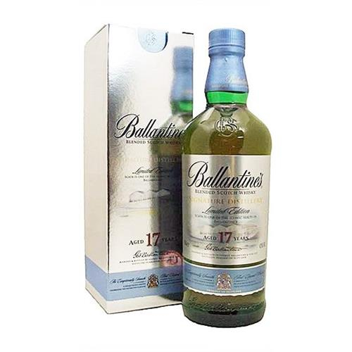 Ballantines 17 years old Scapa Limited Edition 43% 70cl Image 1