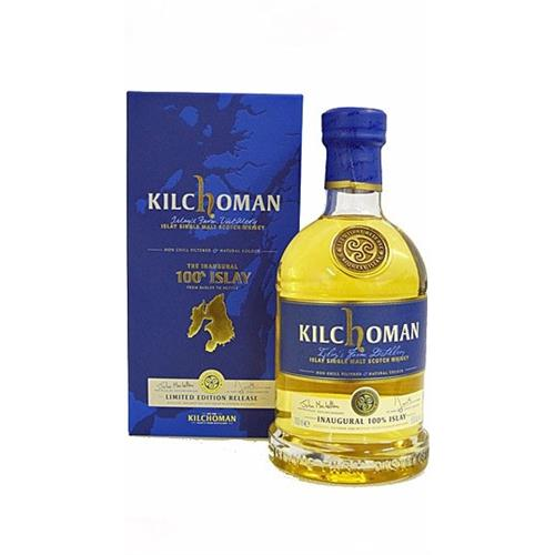 Kilchoman Inaugural 100% Islay 2011 Limited Edition 50% 70cl Image 1
