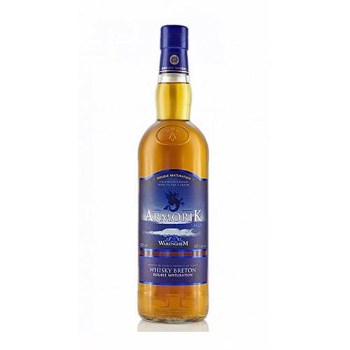 Armorik Double Maturation Whisky Breton 46% 70cl Image 1