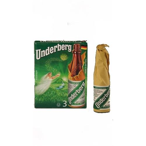 Underberg Bitters 3x2cl 44% Image 1