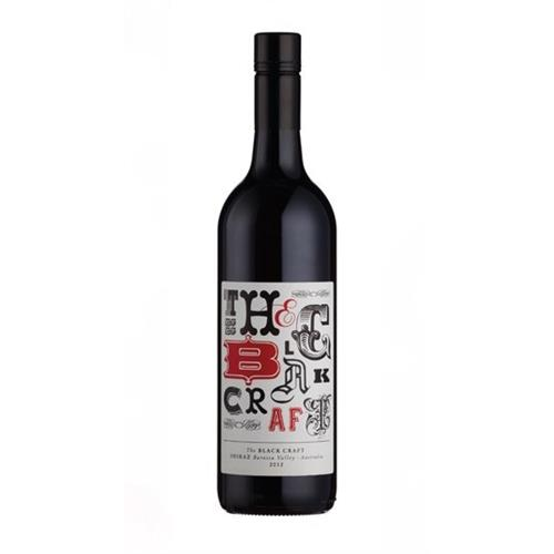 The Black Craft Shiraz 2018 Barossa Valley 75cl Image 1
