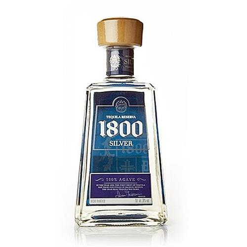 Jose Cuervo 1800 Silver 38% 70cl Image 1