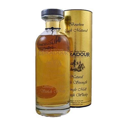 Edradour Ibisco Decanter Bourbon Barrel 57.9% 70cl Image 1