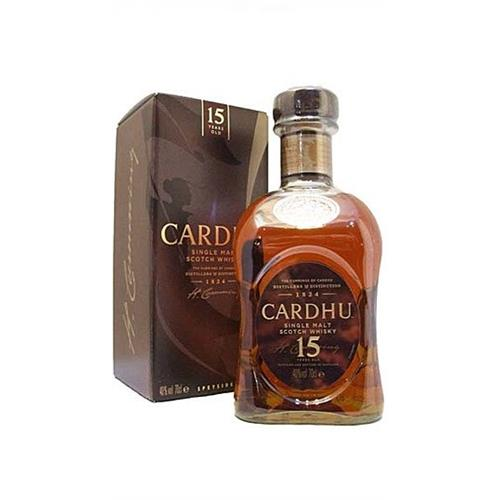Cardhu 15 years old 40% 70cl Image 1