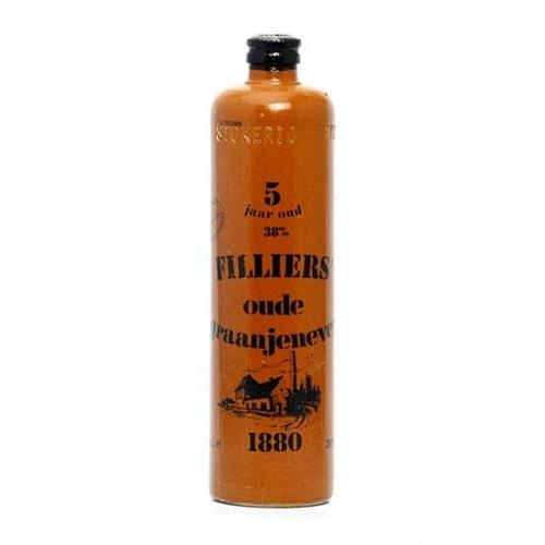 Filliers 38 Oude Jenever 5 years old 38% 70cl Image 1