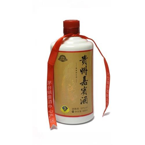 Kweichow Maotaizhen 3years old (Moutai) 53% 50cl Image 1
