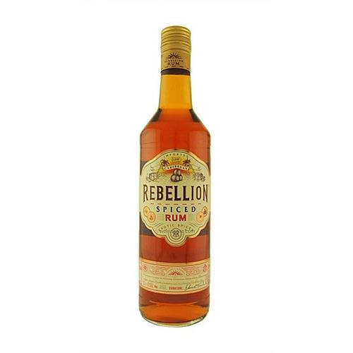 Rebellion Spiced Rum 37.5% 70cl Image 1
