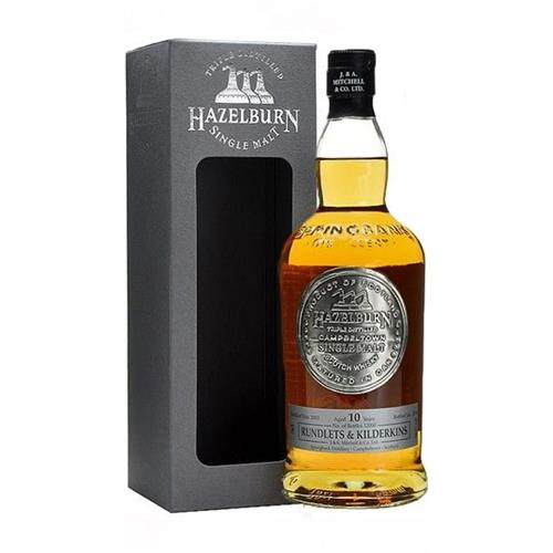 Hazelburn Rundlets & Kilderkins 50.1% 10 years old Image 1