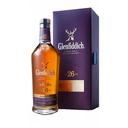 Glenfiddich Excellence 26 years old 43% 70cl Image 1