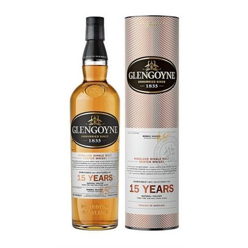 Glengoyne 15 years old 43% 70cl Image 1