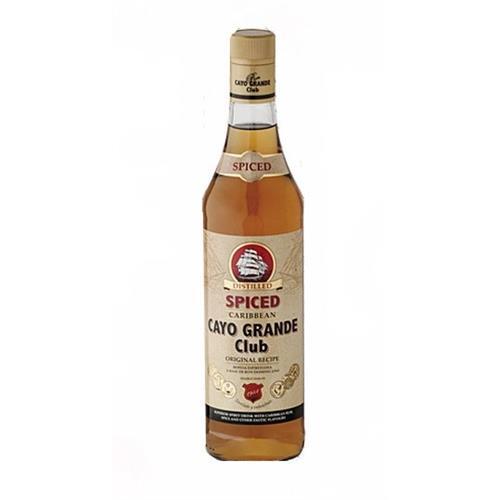 Cayo Grande Club Spiced Spirit Drink 70cl Image 1