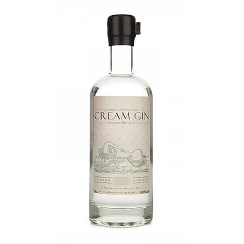 Cream Gin 43.8% 70cl Image 1