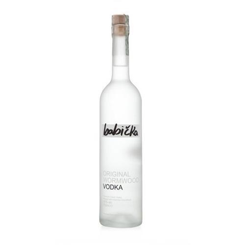 Babicka Vodka 40% 70cl. Original Wormwood Image 1