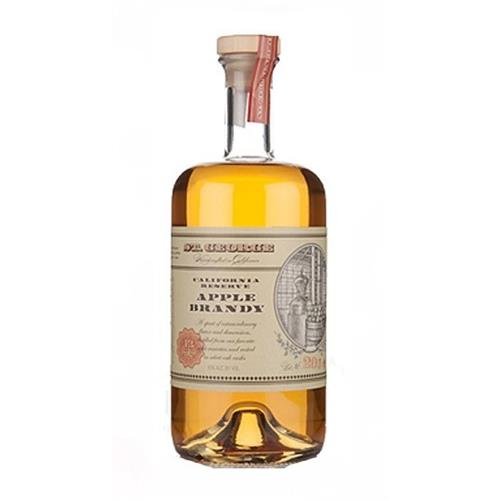 St George Reserve Apple Brandy 43% 2014 Release Image 1