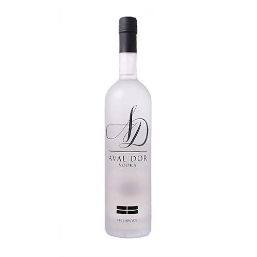 Aval Dor Cornish Vodka 70cl Image 1