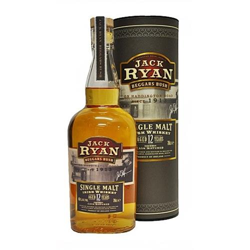 Jack Ryan Beggars Bush 12 years old Single Malt 46% 70cl Image 1