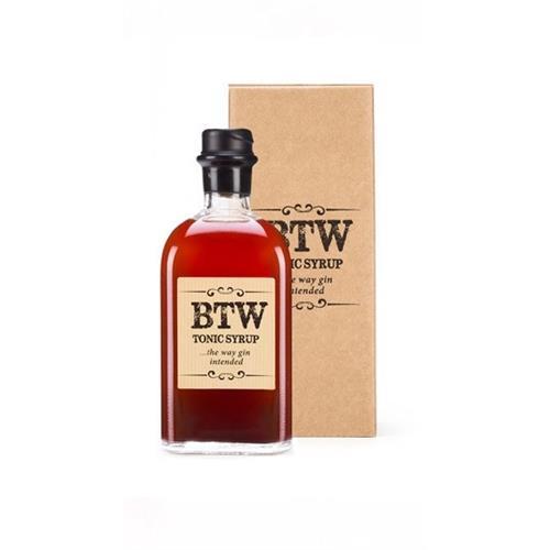 BTW Tonic Syrup 500ml Image 1