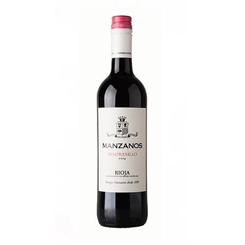 Manzanos Tempranillo Rioja 2017 75cl Image 1