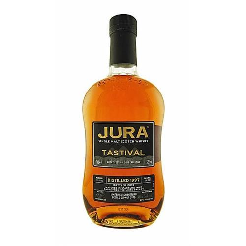 Jura Tastival 1997 Bottled 2015 52% 70cl Image 1