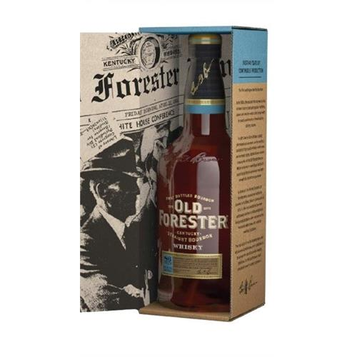 Old Forester Straight Bourbon 43% 70cl Image 1