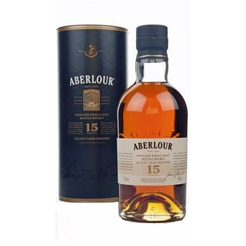 Aberlour 15 years old Select Cask Reserve 43% 70cl Image 1