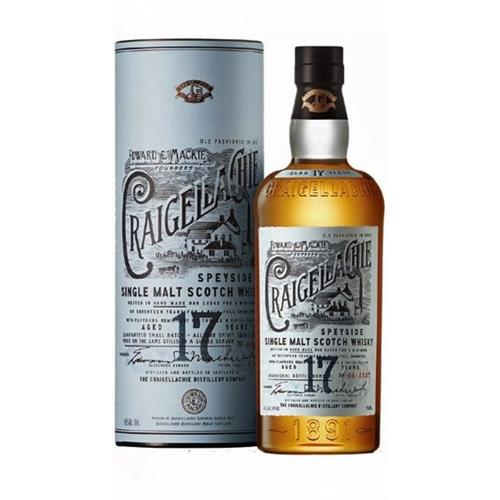 Craigellachie 17 years old 46% 70cl Image 1