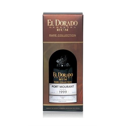 El Dorado Rare Port Morant 1999 61.4% 70cl Image 1