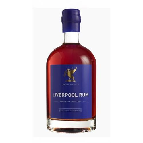 Liverpool Rum Small Batch Single Cask 43% 70cl Image 1
