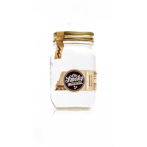 Ole Smoky White Lightnin Moonshine 50% 50cl Image 1