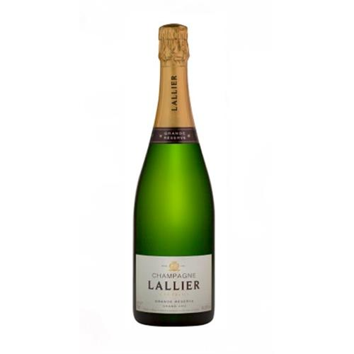 Lallier Champagne Grand Reserve Crand Cru 75cl Image 1