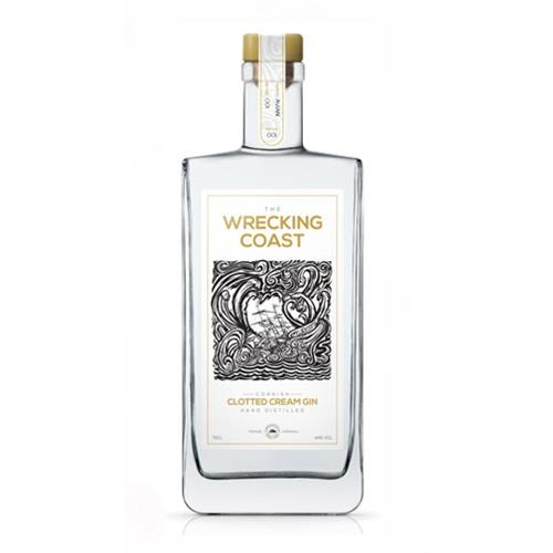 The Wrecking Coast Gin 44.3% 70cl Image 1
