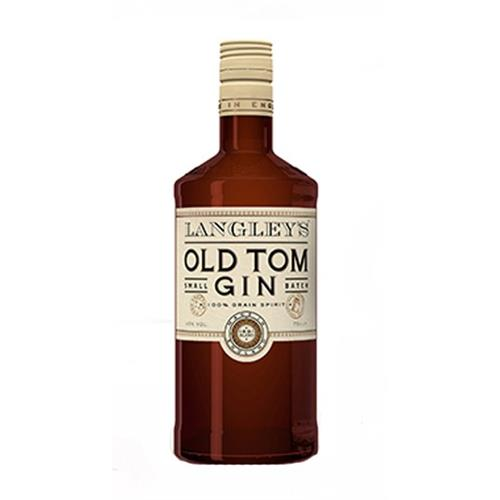 Langleys Old Tom Gin 40% 70cl Image 1