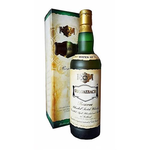 Usquaebach Reserve Blended Scotch whisky Image 1