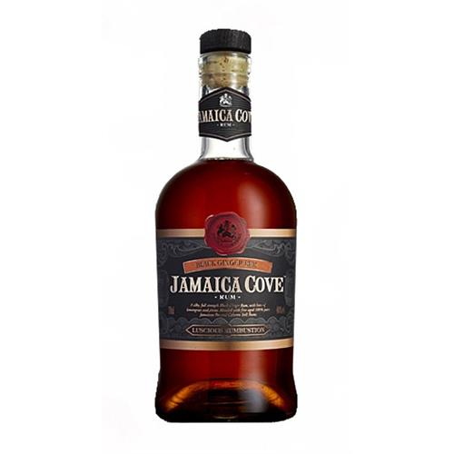 Jamaica Cove Black Ginger Rum 40% 70cl Image 1