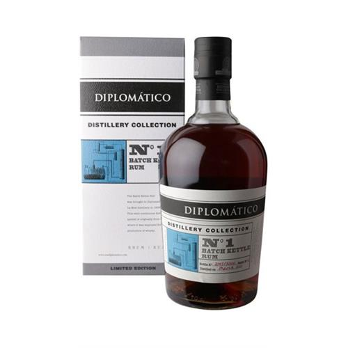 Diplomatico No.1 Batch Kettle Rum 47% 70 Image 1