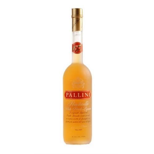 Pallini Peachello White Peach Liqueur 26% 70cl Image 1