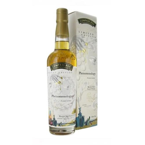 Compass Box Phenomenology Blended Malt 4 Image 1